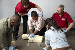Red Cross Standard First Aid