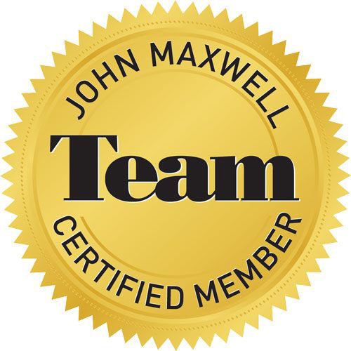 John Maxwell Team badge